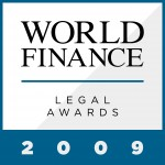 View the full list of winners for the 2009 Legal Awards