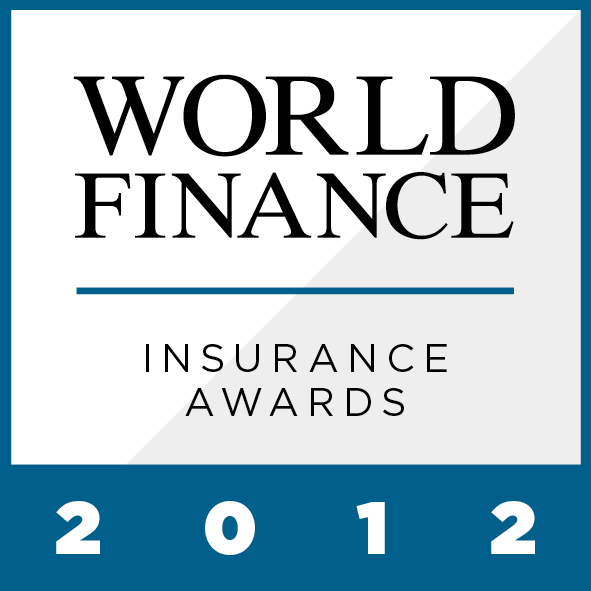 The full and complete listings for the 2012 World Finance Global Insurance award winners