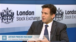 Arthur Machado on electronic trading in LatAm | Americas Trading Group | Video
