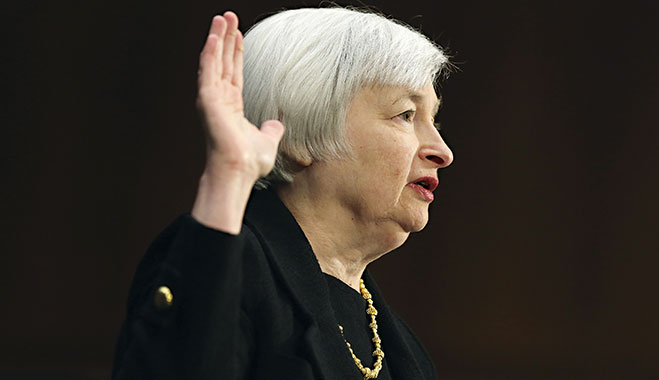 Janet Yellen has cemented her place in history as the first female chair of the US Federal Reserve. She is now the most powerful female figure in world finance