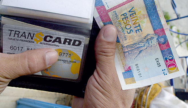 Cuban currency wars