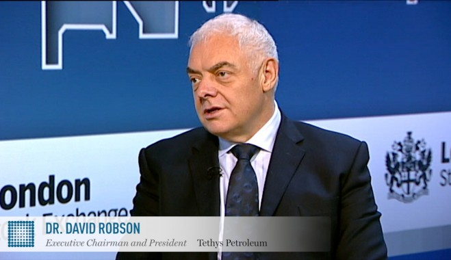 World Finance interviews Dr David Robson, Executive Chairman and President of Tethys Petroleum, the only western oil and gas company operating in three Central Asian republics