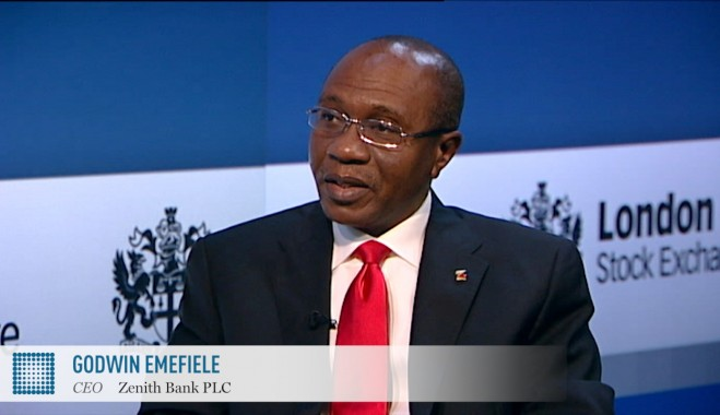 World Finance interviews Godwin Emefiele, CEO of Zenith Bank, on the Central Bank of Nigeria's cashless policy, and its impact on banking in Nigeria
