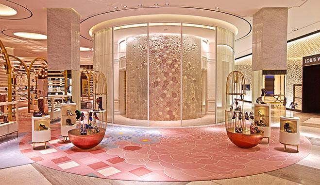Level Shoe District, the Dubai Mall, Dubai