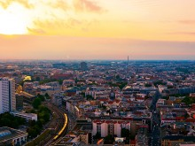 The German real estate market is thriving in spite of difficult economic conditions