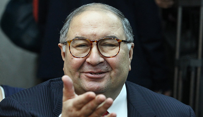 With a net worth of approximately $18.6bn, Alisher Usmanov is Russia's richest man. He made his fortune in metals and now has his fingers in more than a few pies, from telecommunications to fencing