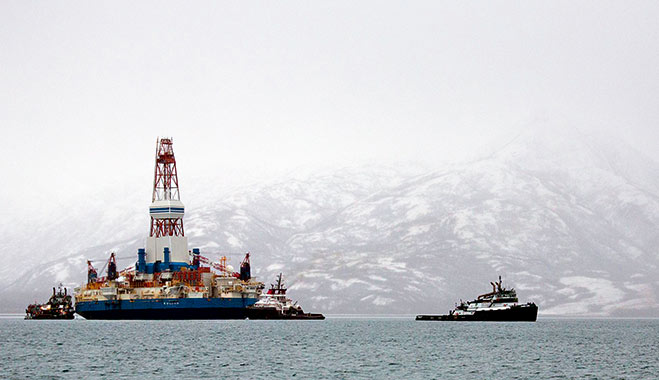 Arctic drilling is no walk in the sunshine. Total CEO Christophe de Margerie is one of few oil leaders to give it a wide berth, deeming the risk of oil spills too high