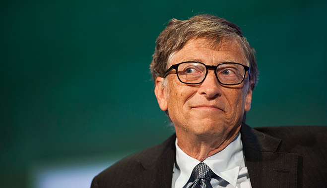 The world's richest man, Bill Gates, is just one of many billionaires to call the US home. Several other wealthy Americans have also made their riches in the tech industry, such as Google's Larry Ellison and Facebook's Mark Zuckerberg