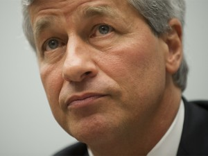 JPMorgan Chase's Chairman and CEO Jamie Dimon: many believed Michael J Cavanagh was his natural successor