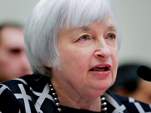 Janet Yellen, chairwoman of the US Federal Reserve: emerging markets have suffered as a result of tighter monetary policies in regions such as the US