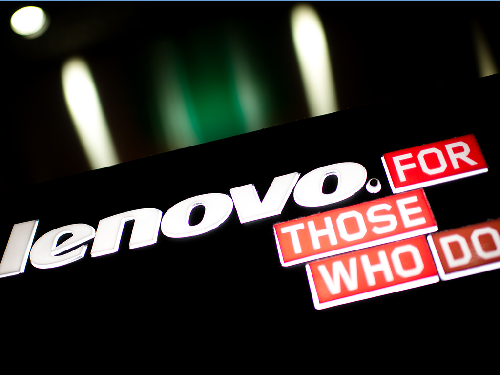 "Lenovo For Those Who do Wallpaper ""give us Back Our Respect"""