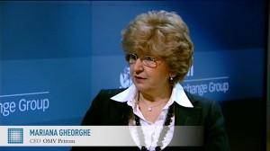 OMV Petrom CEO Mariana Gheorghe