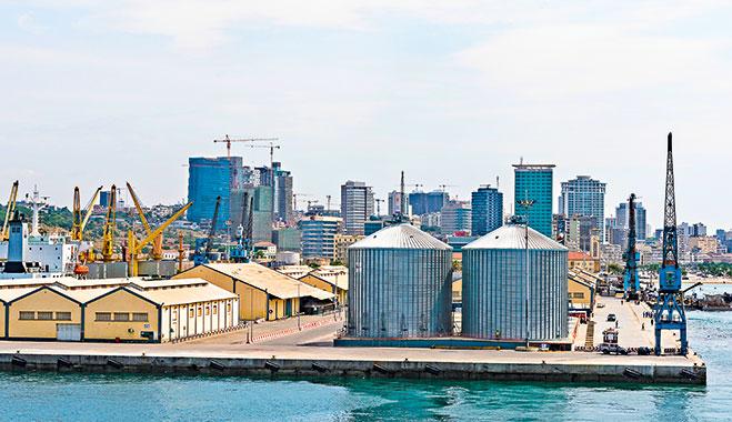 Angola forex law