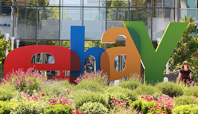 eBay's headquarters in Silicon Valley – San Jose, California. eBay has been of interest to Carl Icahn since he failured to persuade Apple to issue a share buyback