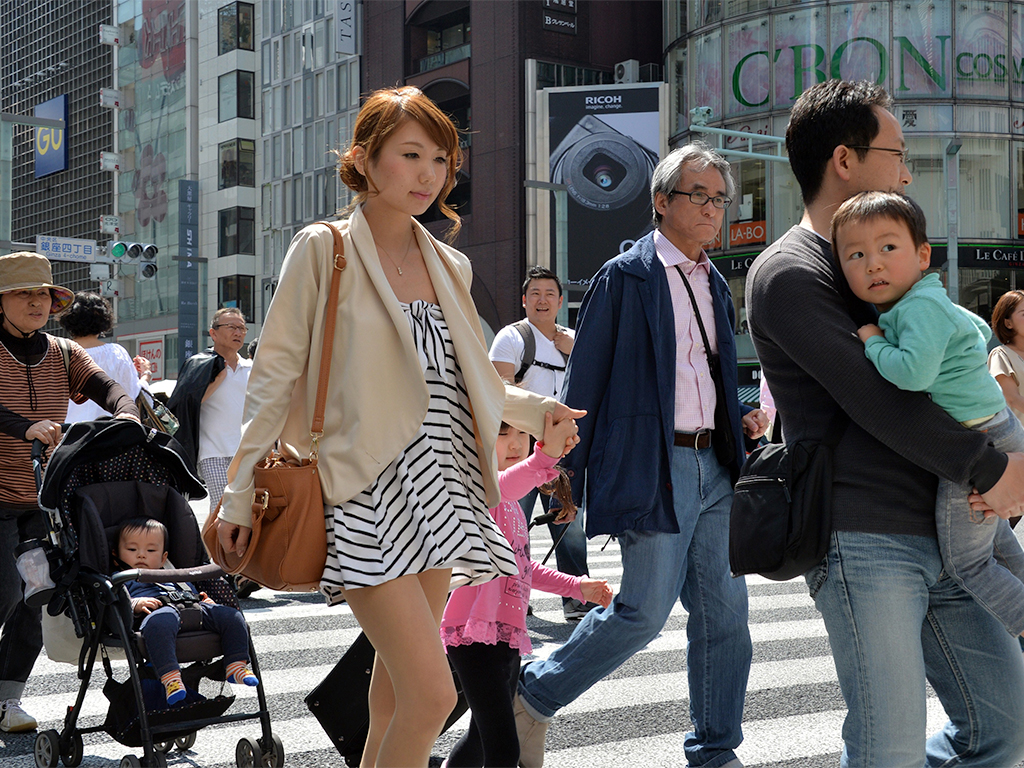 Japan's consumer prices have risen to 3.4 percent - the fastest rise seen since April 1982. At the same time, household spending plummeted by eight percent
