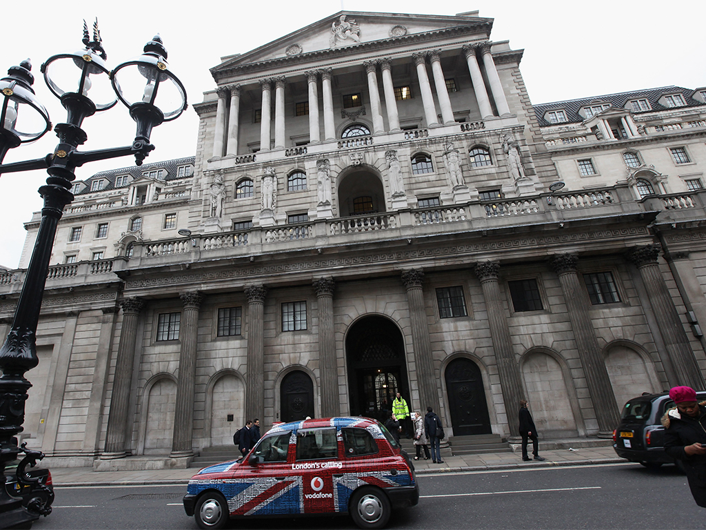 New stress testing requirements - such as those brought out by the Bank of England (pictured) - will focus for the large part on improving risk management frameworks