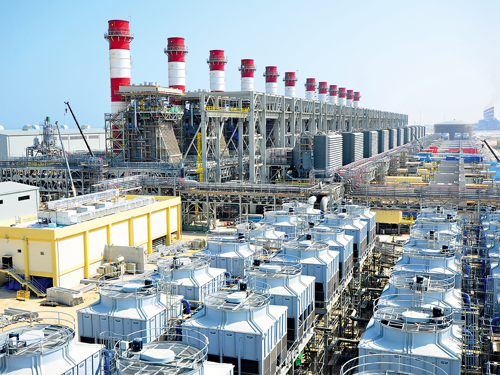 The Marafiq Jubail Independent Water and Power Project: a 2,700MW gas-fired and 800,000m3/d Multi Effect Desalination power plant in Jubail, Saudi Arabia