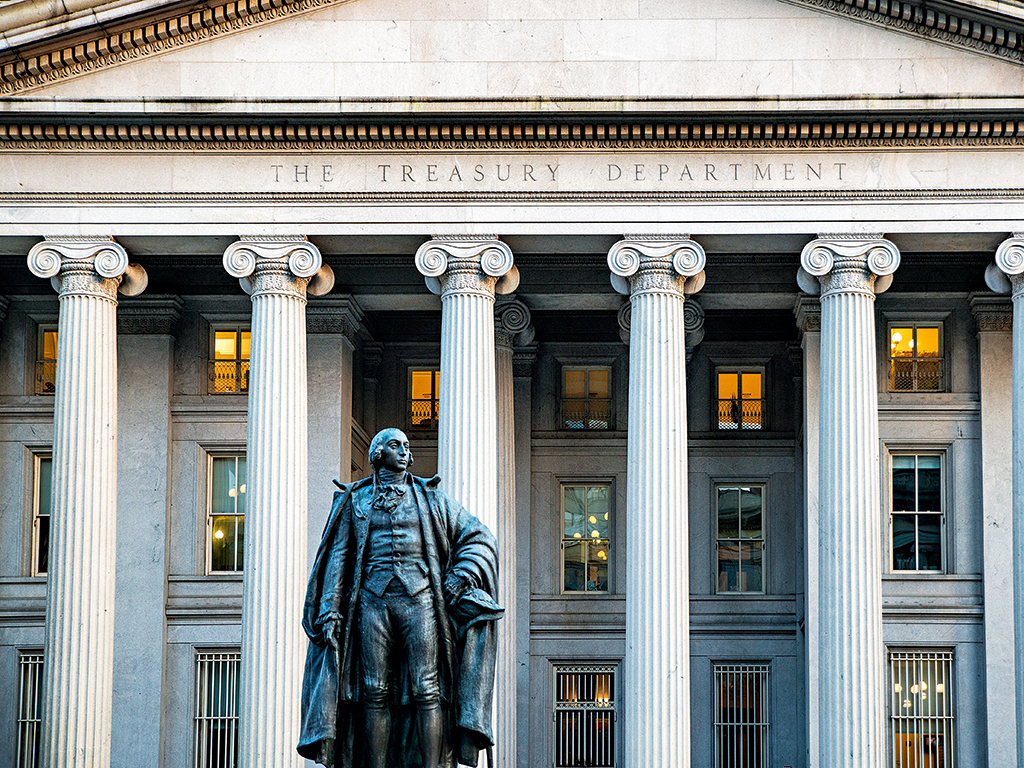 US Treasury, Washington DC. FATCA legislation is perceived by many firms as too much of a hassle, making them think twice about trading with Americans