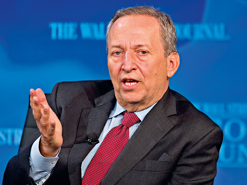 Former US Secretary of the Treasury Larry Summers has been touring the world, warning leaders that global economies face the threat of secular stagnation