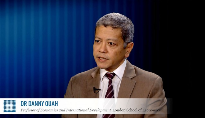 World Finance interviews Professor Danny Quah, Professor of Economics and International Development at the London School of Economics, about the OECD's latest report on emerging markets