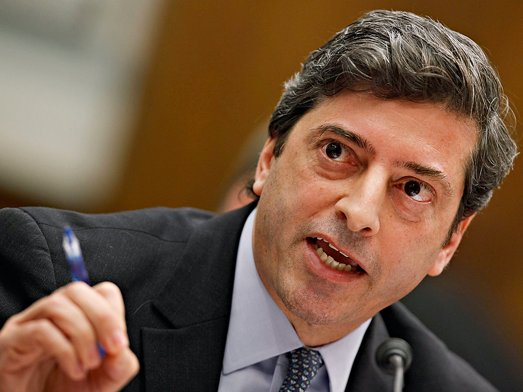 Securities and Exchange Commission's Division of Enforcement Director, Robert Khuzami