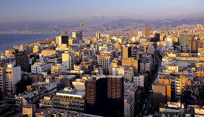 Beirut, where BankMed has its headquarters. The bank has played a central role in the reinvigoration of the Lebanese economy, devoting special attention to SMES – which it believes are at the heart of economic growth