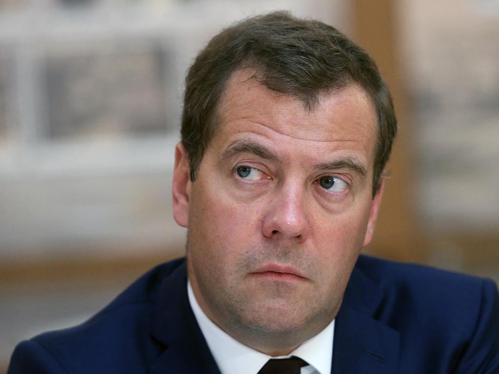 Dimitry-Medvedev