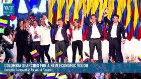 From the conference floor of Felaban 2014 in Medellin, Colombia, World Finance speaks to the country's Finance Minister, Mauricio Cardenas, to ask what's next for its economy