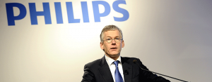 Philips CEO Frans van Houten has said that the company's acquisition of Volcano is likely to boost the company's research and development, as well as accelerating revenue growth