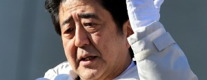 Japan's weak economic figures are challenging the credibility of Prime Minister Shinzo Abe, famed for his lenient fiscal policies that include making credit widely available and minimising interest rates to boost investments