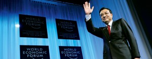 Li Keqiang, Premier of the State Council of the People's Republic of China. The leader will be joining over 2,500 of the world's most influential figures at next year's World Economic Forum in Davos