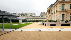 The Château de la Muette, OECD headquarters in Paris. The OECD BEPS project is helping to clamp down on tax evasion and avoidance