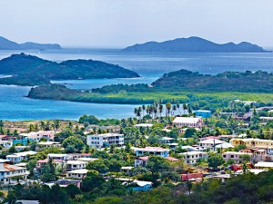 Tortola, British Virgin Islands. The government here wants to work closely with the private sector to help regulate its wealth management