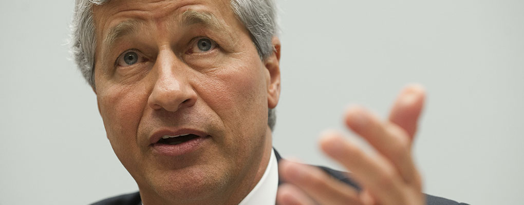 JPMorgan's Chief Executive Jamie Dimon has warned that regulation is harming the bank's ability to operate successfully, as well as the US' economic performance