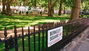 Berkeley Square in Mayfair, London. LEXeFISCAL is based in the area and prides itself on a clientele that appreciates quality, service and price