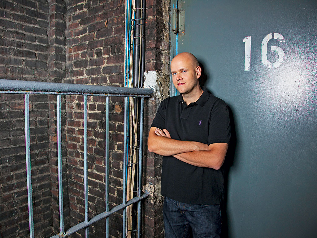 Spotify's CEO Daniel Ek has been very vocal about the importance of ad-based streaming services