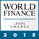 The full list of winners of the Legal Awards 2015