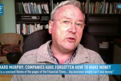"""""""Make the money, then worry about paying the tax,"""" says the tax researcher, arguing that with businesses sitting on cash piles with no investment plans, there's no point cutting corporation tax"""