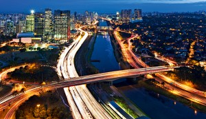 São Paulo, Brazil. International transfer pricing is able to take place in Brazil, outside of the OECD
