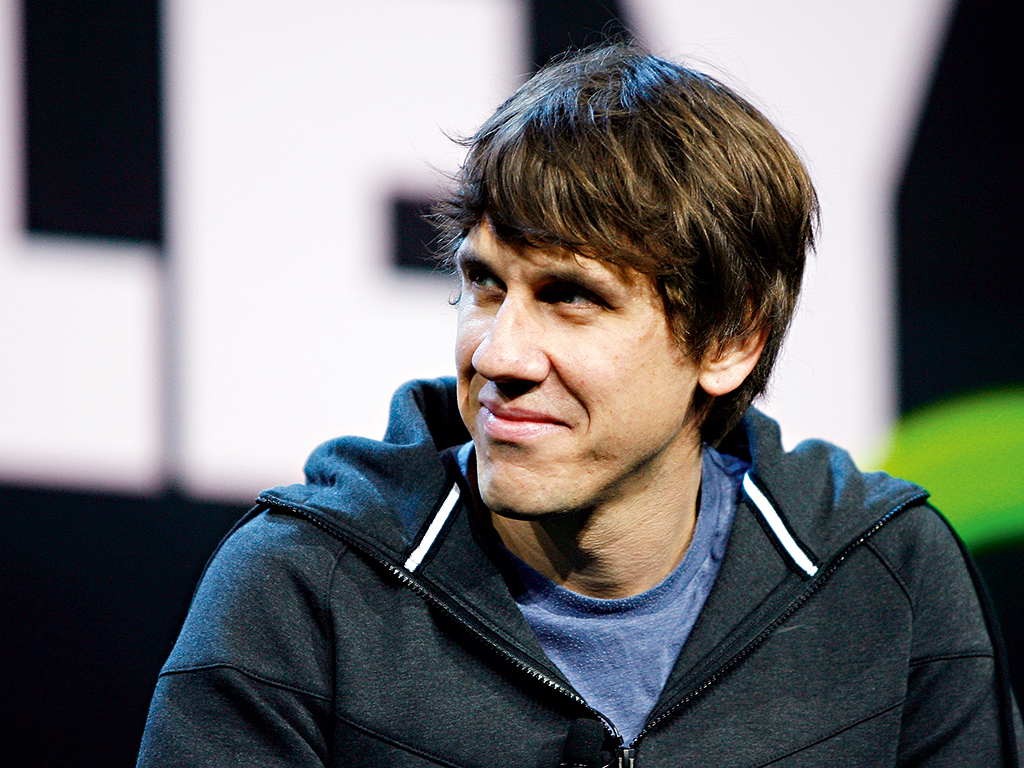 Foursquare's Dennis Crowley. Mattan Griffel, co-founder of One Month, cites Crowley as an inspiration