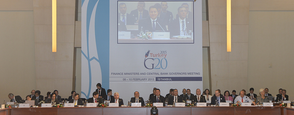 Leaders meet at the latest G20 conference, held in Istanbul, Turkey. In its latest report, the OECD suggests a series of reforms for advanced economies, in order to promote financial stability and growth