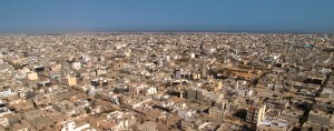 Rooftops in Senegal, Dakar's capital. The country faces a number of challenges on its quest to attain middle-income status