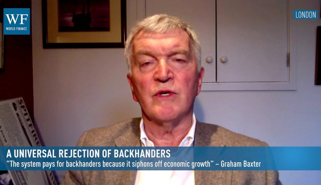 A Universal Rejection Of Backhanders World Finance