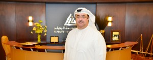Loai Muqames, CEO, Kuwait International Bank. The institution has risen to become one of the most established in Kuwait