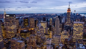Thanks to its large financial hub, New York has risen to become one of the world's most successful cities