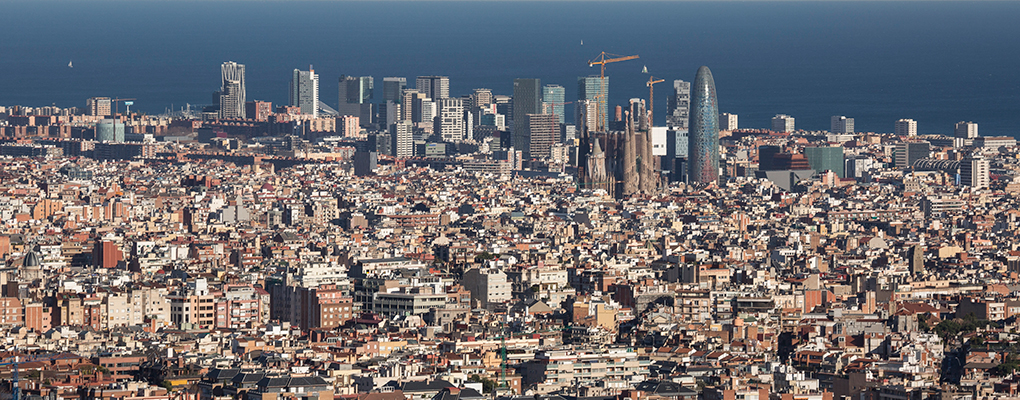 Barcelona, Spain. The country's economic growth is suddenly on the up thanks to public spending cuts and structural reforms, as well as other measures