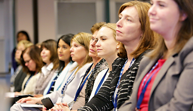 The LeadOn: Watermark's Silicon Valley Conference For Women. While such events are positive, their very existence proves that more needs to be done to promote gender parity