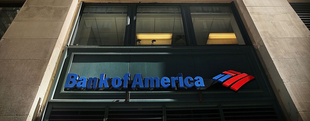 Bank of America accounted for over £64bn in conduct costs for banks between 2010 and 2014
