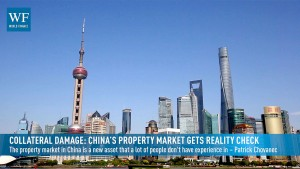 Collateral damage: China's property market gets reality check