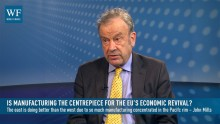 Economists debate whether refocusing the continent's economic strength on manufacturing can be accomplished with a greater centralisation of EU power